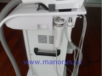 Аппарат эпиляции+УЗ кавитация+RF лифтинг KS811